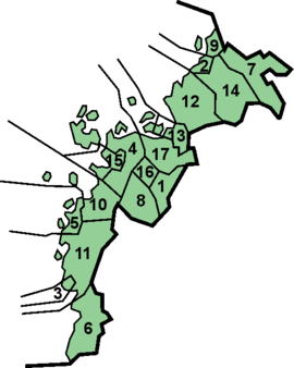Pohjanmaa kunnat 2007.png